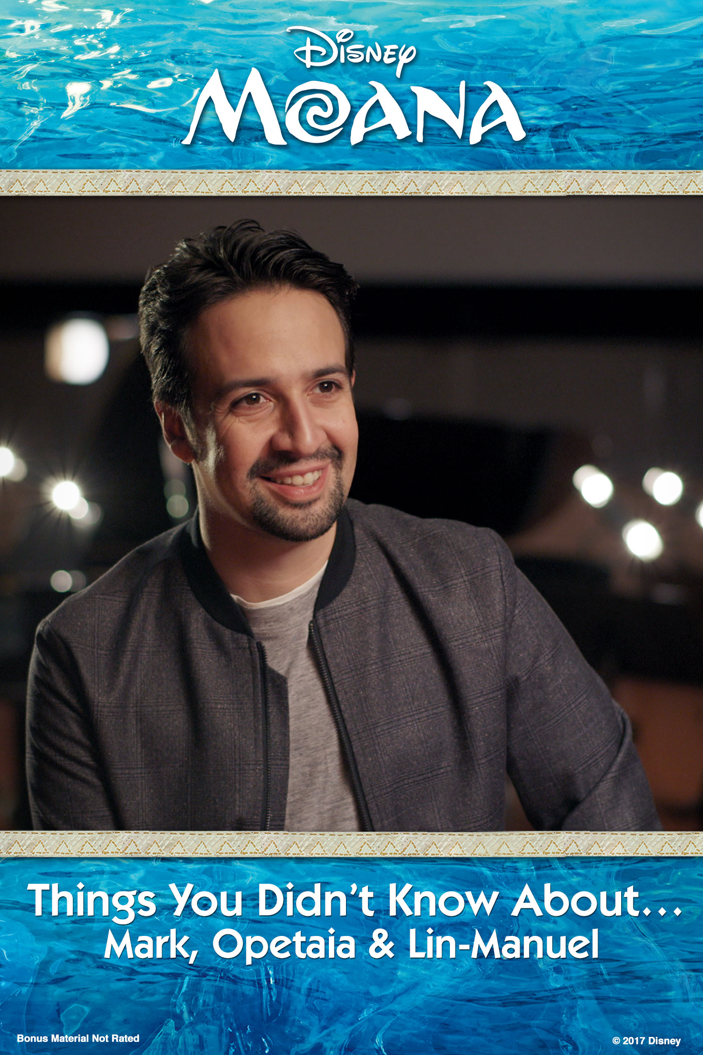 Things You Didn't Know About...Mark, Opetaia & Lin-Manuel