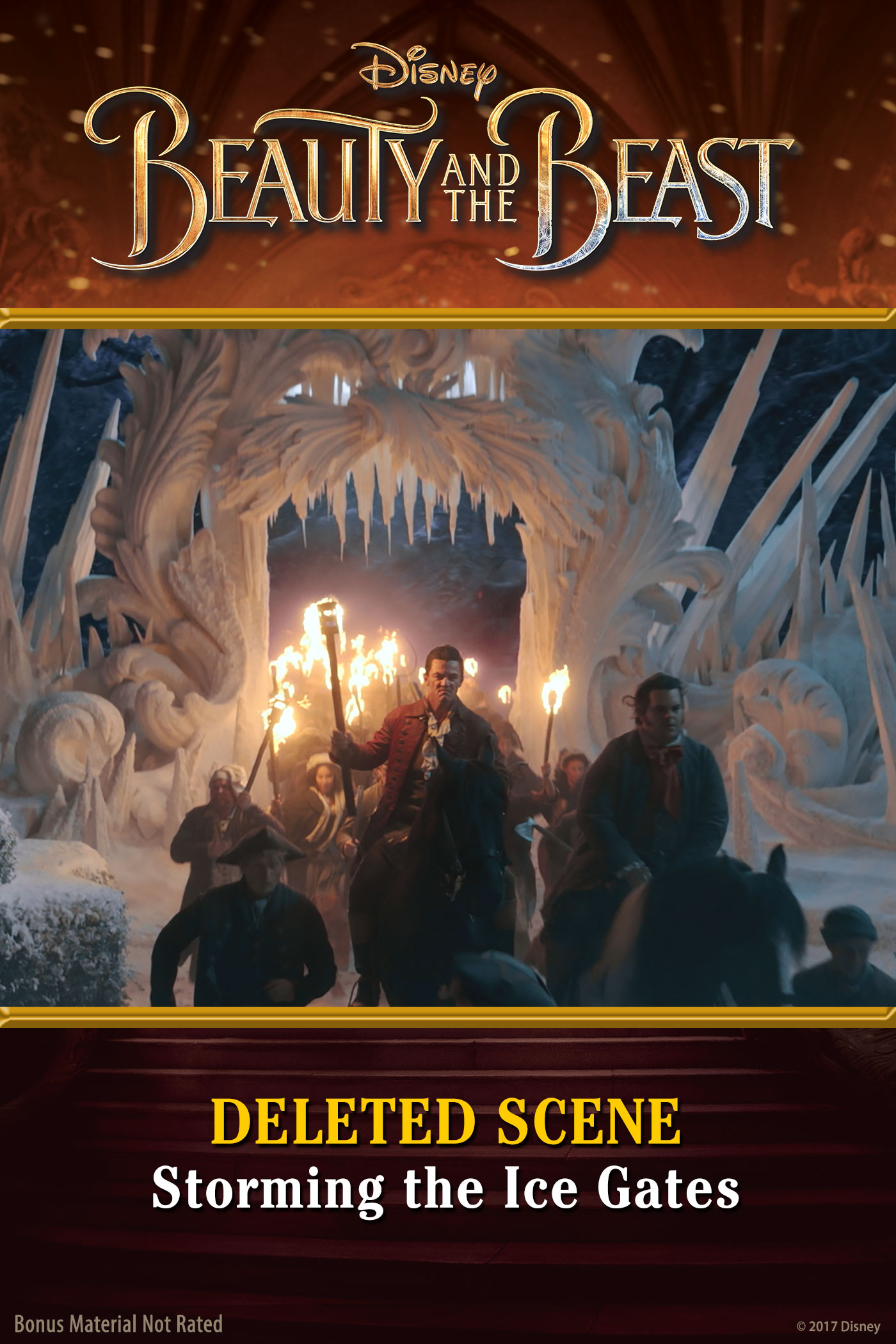 Deleted Scene: Storming the Ice Gates