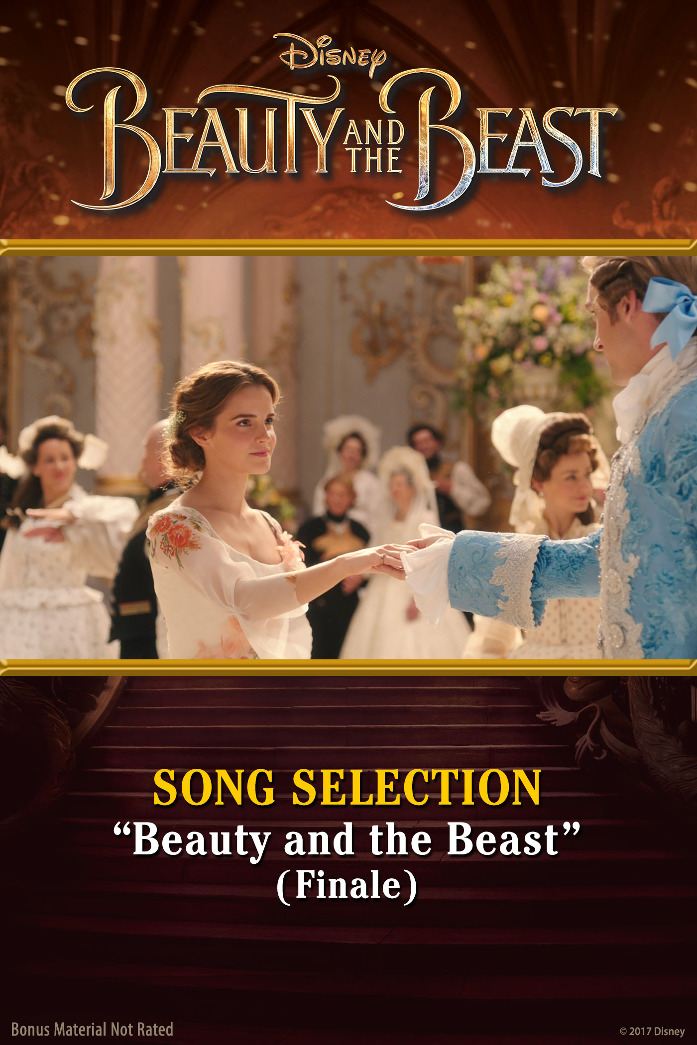 Song Selection - Beauty And The Beast (Finale)